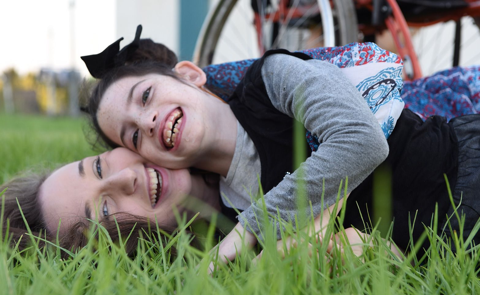 ALEH - Advancement and Rehabilitation of Children with Complex Disabilities- Fun in Jerusalem