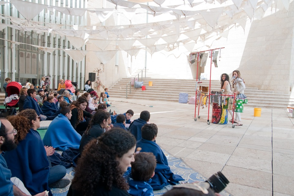 Beit Avi Chai Storytime- Fun in Jerusalem