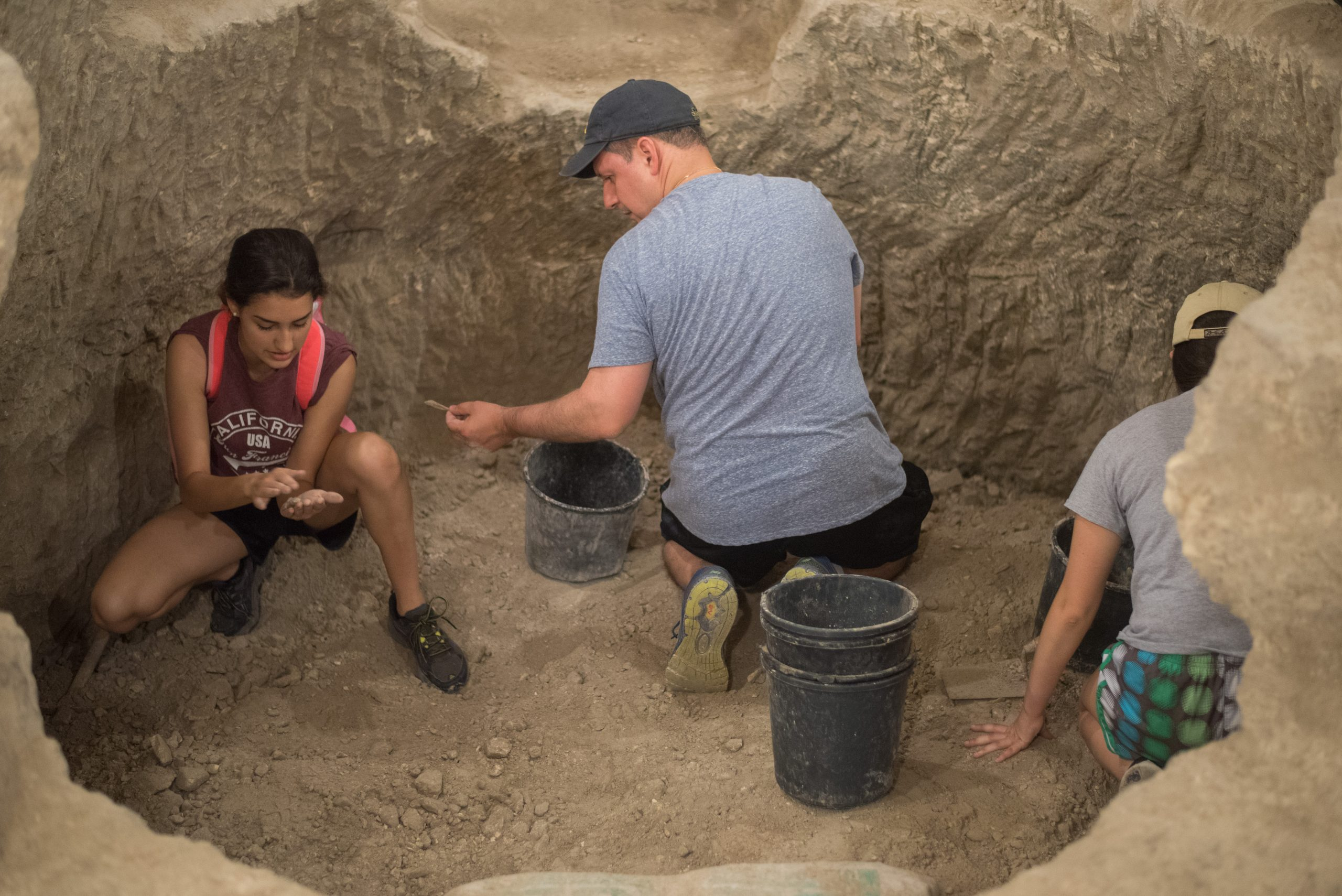 Archaeological Seminars: Dig for a Day- Fun in Jerusalem