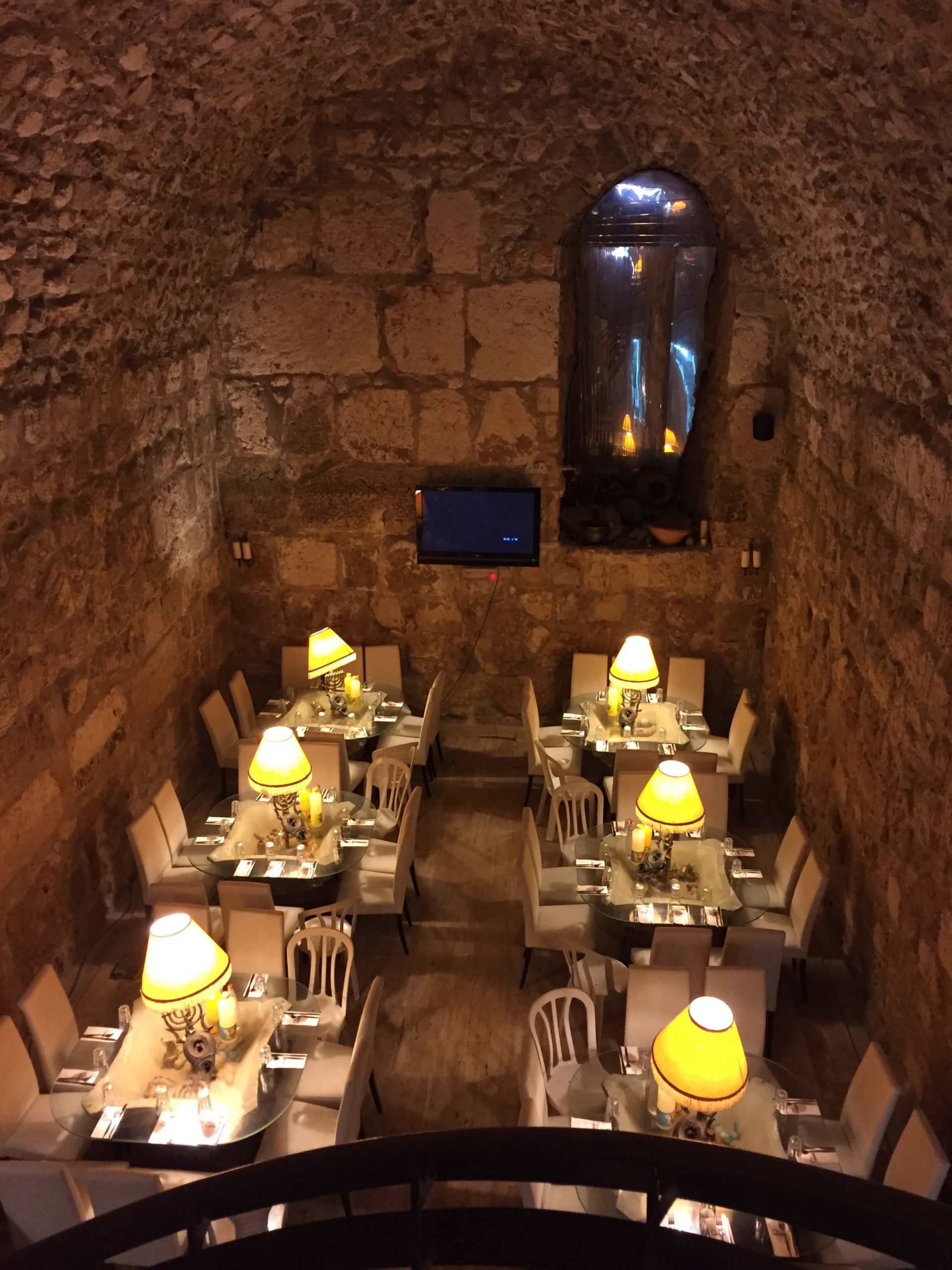 Between the Arches- Fun in Jerusalem