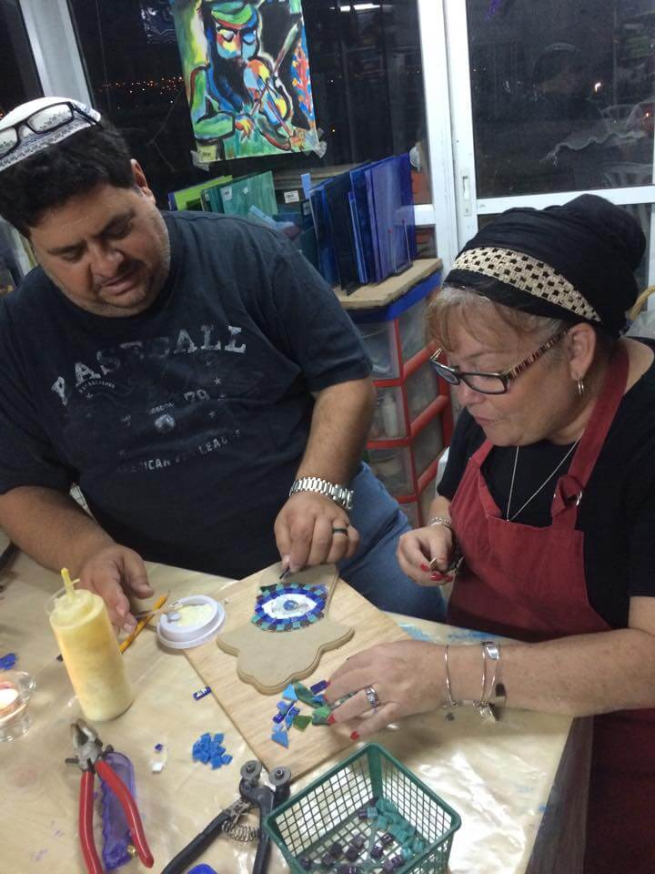Creative Crafts- Fun in Jerusalem
